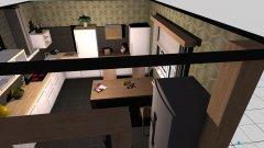 Raumgestaltung kuchyňa 2 in der Kategorie Küche