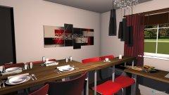 Raumgestaltung Kuchyňa - dom in der Kategorie Küche
