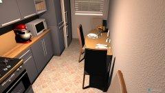 Raumgestaltung Kuchyňa1,0 in der Kategorie Küche
