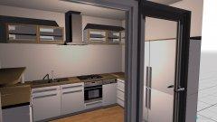 Raumgestaltung Kuchyňa in der Kategorie Küche