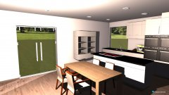 Raumgestaltung Kuchyna in der Kategorie Küche