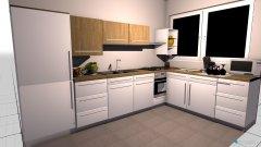 Raumgestaltung kü in der Kategorie Küche