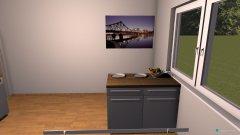 Raumgestaltung Küchä in der Kategorie Küche