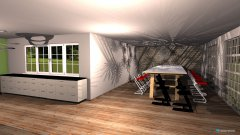 Raumgestaltung Küche 007 in der Kategorie Küche