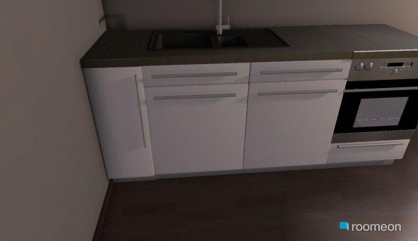 Raumgestaltung Küche 03 in der Kategorie Küche
