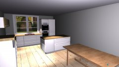 Raumgestaltung Küche 10 in der Kategorie Küche