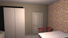 Raumgestaltung Küche 178 in der Kategorie Küche