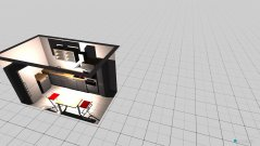 Raumgestaltung küche 1 in der Kategorie Küche