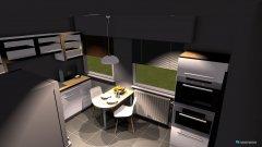 Raumgestaltung Küche 2016 in der Kategorie Küche