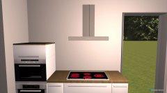 Raumgestaltung Kueche 2 in der Kategorie Küche