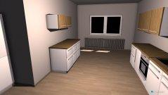 Raumgestaltung Küche 2 in der Kategorie Küche