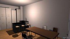 Raumgestaltung Küche 3 in der Kategorie Küche