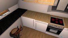 Raumgestaltung Küche 5 in der Kategorie Küche