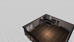 Raumgestaltung küche 9x8cm2 in der Kategorie Küche