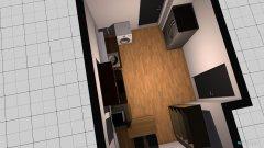 Raumgestaltung Küche Acker in der Kategorie Küche