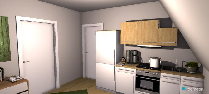 Raumgestaltung küche alt in der Kategorie Küche