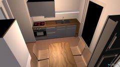 Raumgestaltung Küche-alternative in der Kategorie Küche