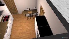 Raumgestaltung Küche Anke in der Kategorie Küche