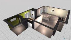 Raumgestaltung KÜCHE ANTONIO in der Kategorie Küche