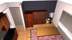 Raumgestaltung Küche Apartment in der Kategorie Küche
