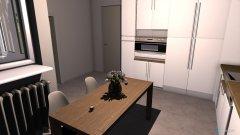 Raumgestaltung Küche B in der Kategorie Küche