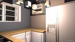 Raumgestaltung küche bärbel in der Kategorie Küche