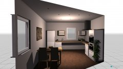 Raumgestaltung Küche BF in der Kategorie Küche