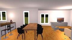 Raumgestaltung Küche Bulthaup in der Kategorie Küche