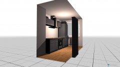 Raumgestaltung Küche Denise in der Kategorie Küche