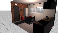 Raumgestaltung Küche DG 25.05.2015 in der Kategorie Küche