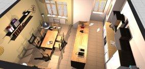 Raumgestaltung Küche EF in der Kategorie Küche