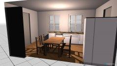 Raumgestaltung Küche EG in der Kategorie Küche