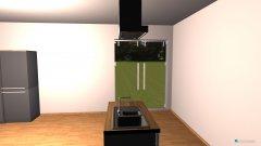Raumgestaltung Küche Einteilung in der Kategorie Küche