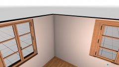 Raumgestaltung Küche Erdgeschoss in der Kategorie Küche