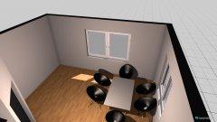 Raumgestaltung küche esszimmer in der Kategorie Küche
