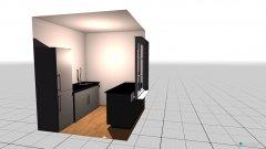 Raumgestaltung Küche Felix in der Kategorie Küche
