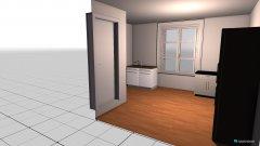 Raumgestaltung Küche Gaggenau in der Kategorie Küche