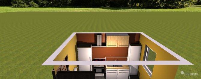 Raumgestaltung Küche haus 16.9.11 in der Kategorie Küche