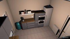 Raumgestaltung KÜCHE HAUS in der Kategorie Küche