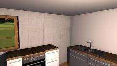 Raumgestaltung küche-heizung in der Kategorie Küche