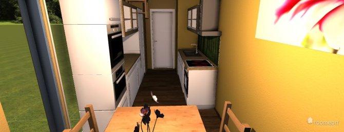 Raumgestaltung Küche Home in der Kategorie Küche