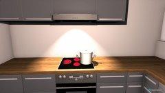 Raumgestaltung Küche II in der Kategorie Küche