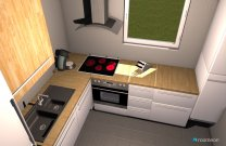 Raumgestaltung Küche Ikea in der Kategorie Küche