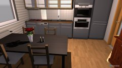 Raumgestaltung Küche Kati in der Kategorie Küche