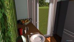 Raumgestaltung Küche Katja in der Kategorie Küche
