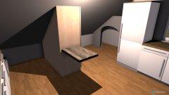 Raumgestaltung Küche klapptisch in der Kategorie Küche