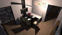 Raumgestaltung Küche KlöPla in der Kategorie Küche