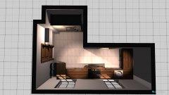 Raumgestaltung KÜche Kühschinken 15 in der Kategorie Küche