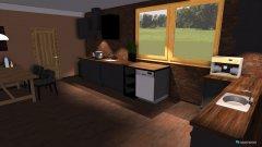 Raumgestaltung Küche Kunst in der Kategorie Küche