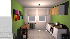 Raumgestaltung Küche Lilli in der Kategorie Küche